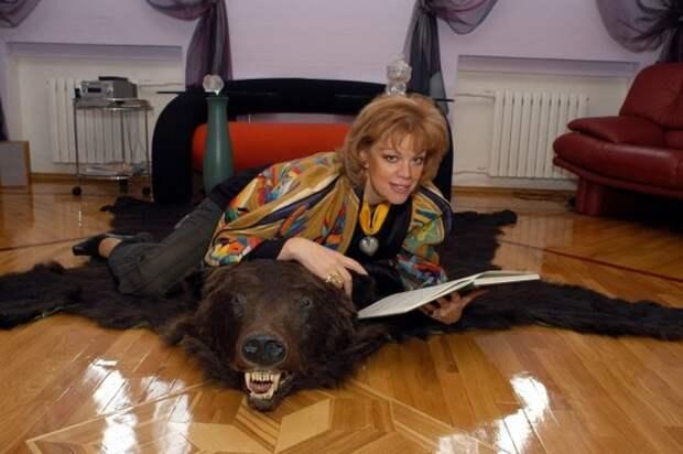 Любовь Казарновская биография, фото — узнай всё!