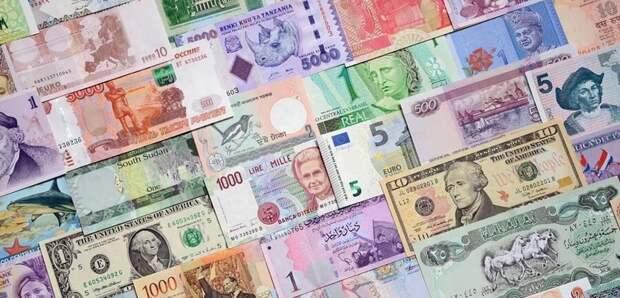 Официальные рыночные курсы инвалют на 20 апреля установил Нацбанк Казахстана