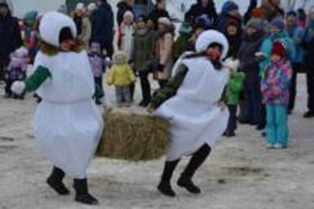 XIII Фестиваль «Зимние Забавы в Угличе»