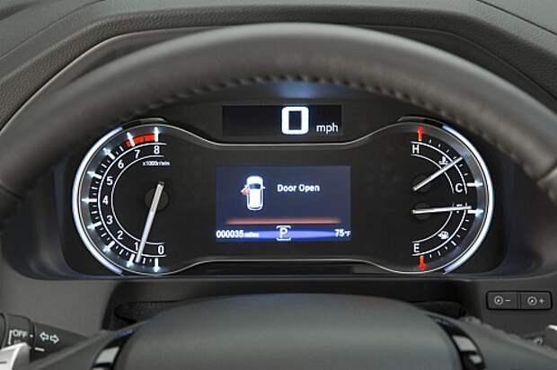 Honda Pilot: новый мотор для России
