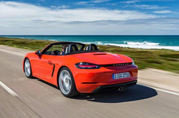 Тест Porsche 718 Boxster: эйфория литеры S