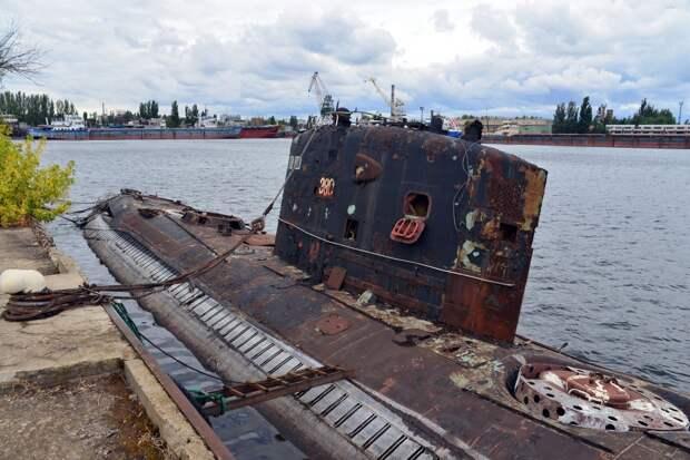 Украина заявила о намерении создать подводные силы