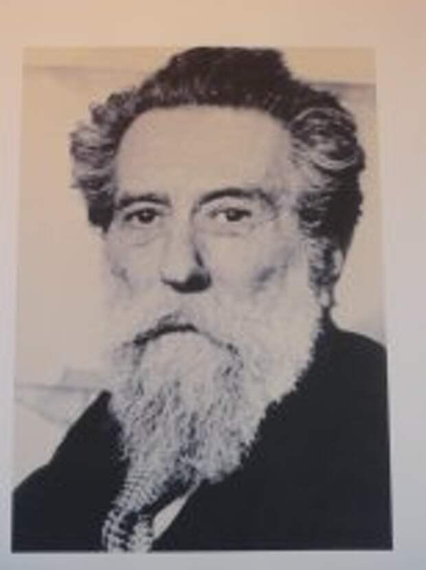 Фёдор Шаляпин в образе Мефистофеля.