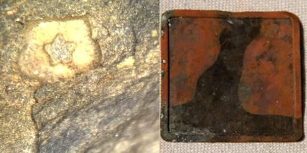 Неопознанный глиняный артефакт откопал сурок в Пенсильвании