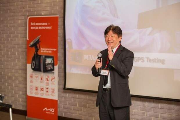 Президент компании Mio Technology Стив Чанг