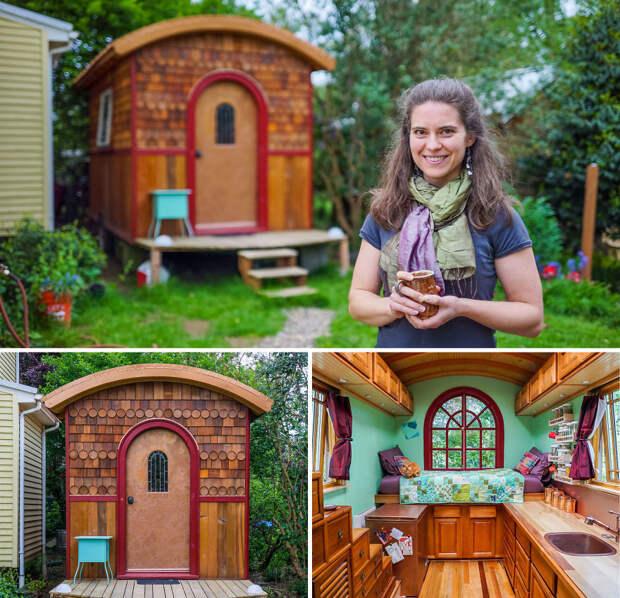 Крошечные дома