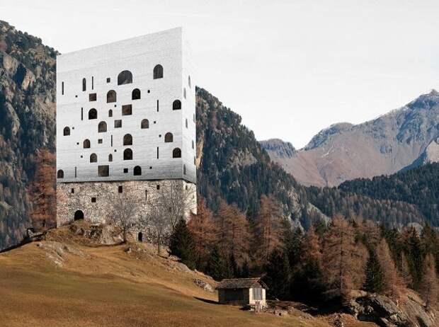 7 домов, которые строили архитекторы, если бы им дали полную свободу