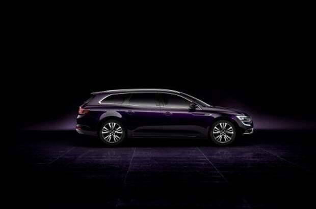 У Renault появился новый «Талисман»-универсал