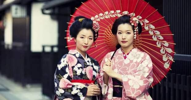 Почему гейши разочаровали россиян, или Тонкости продажной любви вЯпонии