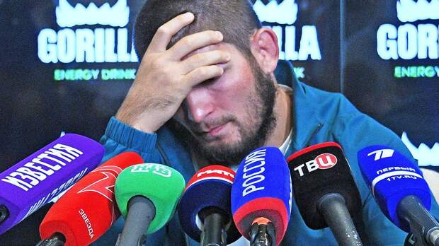 UFC анонсировал заявление о решении Хабиба. О чем он сообщит