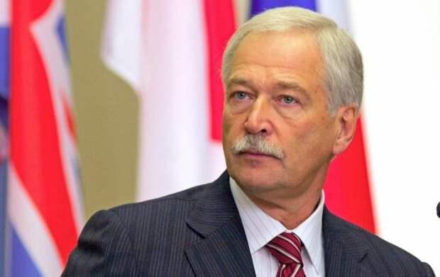 """Грызлов: Донбасс должен получить особый статус по """"формуле Штайнмайера"""""""
