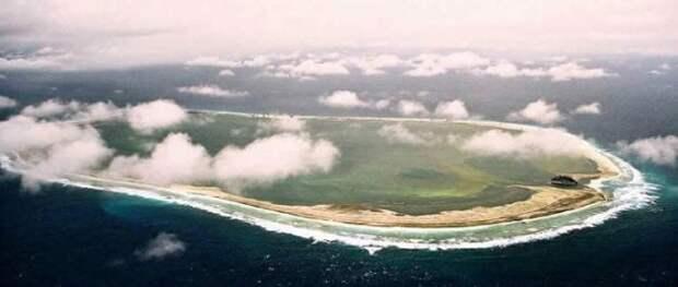необитаемые острова. Клиппертон