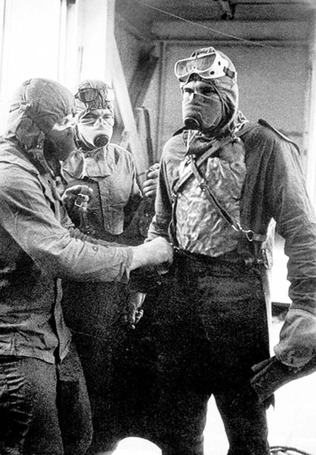 Чернобыльский спецназ Тараканов, Чернобыльский спецназ, история, ссср