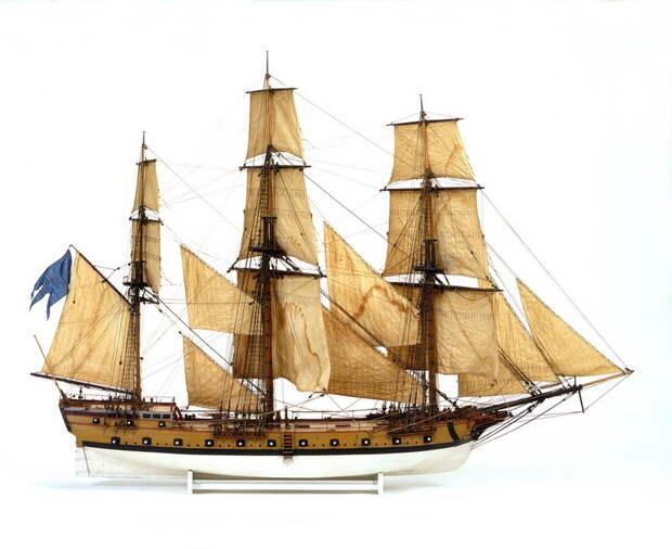 Геммам — прибрежный фрегат шведского гребного флота - Мы пойдём своим путём   Warspot.ru