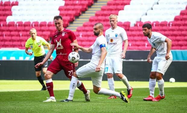ФК «Нижний Новгород» провёл первый контрольный матч под руководством Александра Кержакова
