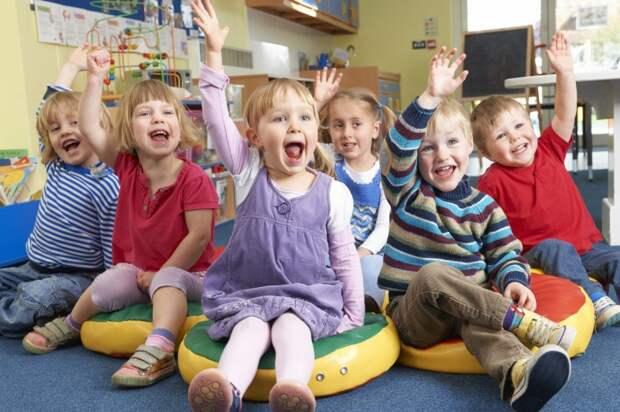 В детских садах Севастополя создали дополнительные места