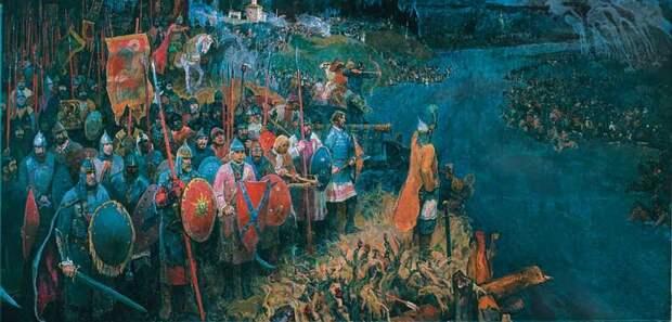 Русские походы на Сарай
