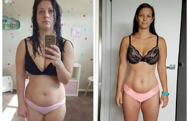 Похудевшая на 11 кг девушка раскрыла секрет идеальных ягодиц