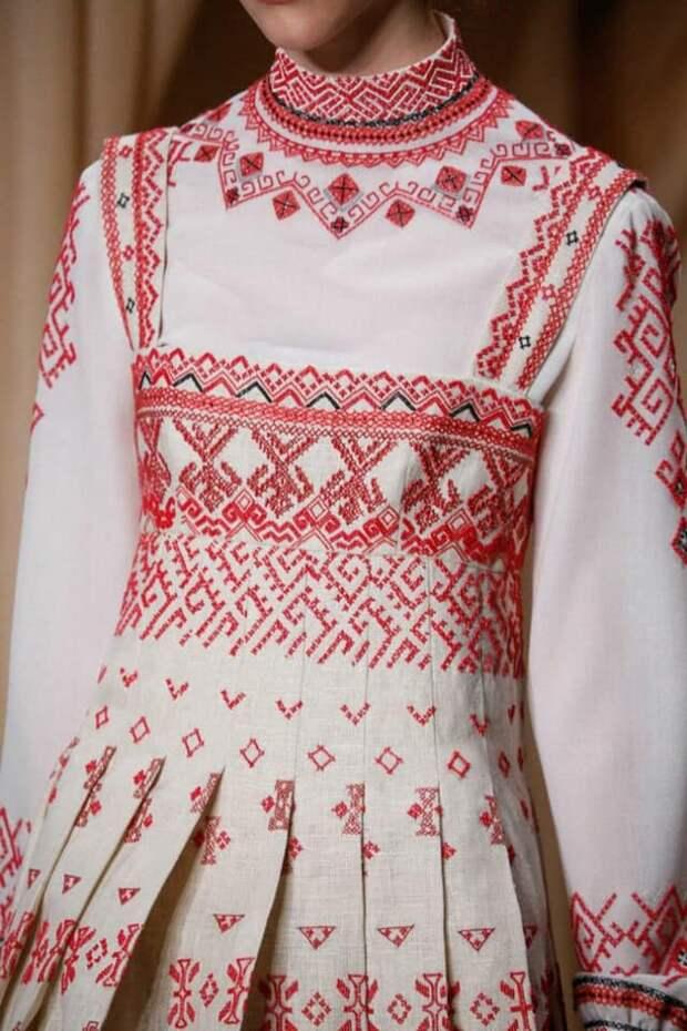 Русская коллекция от Valentino или культура, которой нам стоит дорожить