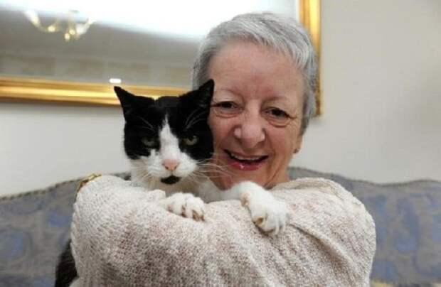 Женщина спасла котёнка от холода и уличной жизни, а он ее – от смертельной болезни! Реальная история