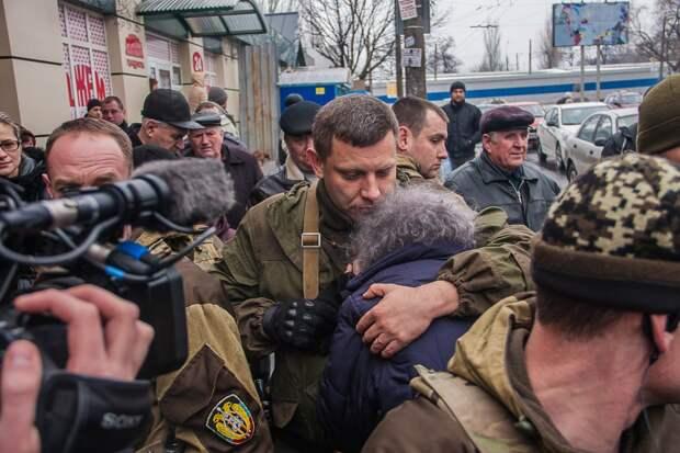 Захарченко: И наступит тот день, когда мы освободим весь Донбасс.