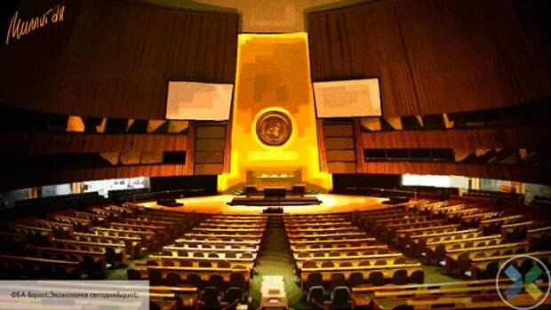 """Киев хочет выдвинуть претензии к ООН за игнорирование """"Крымской платформе"""""""