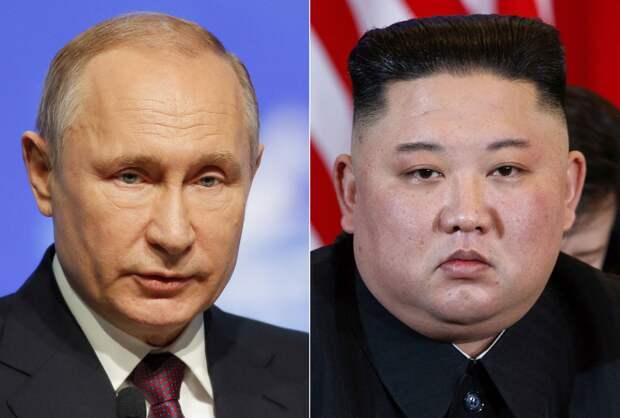 Путин – Ким: есть о чём поговорить