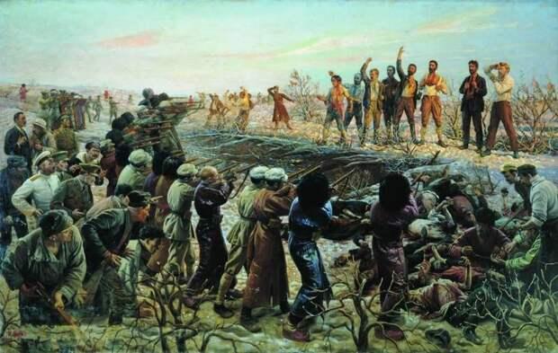 Как Кавказская исламская армия штурмовала Баку