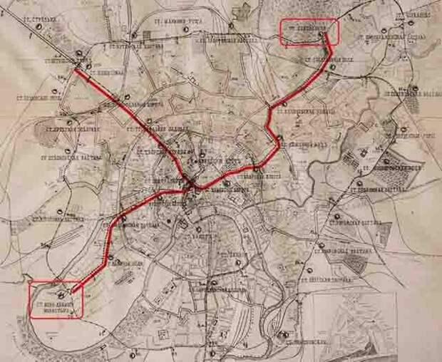 Тайная история появления метрополитена