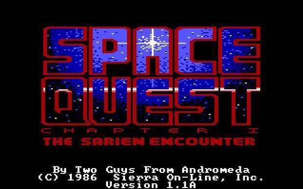 Обзор Space Quest I: The Sarien Encounter