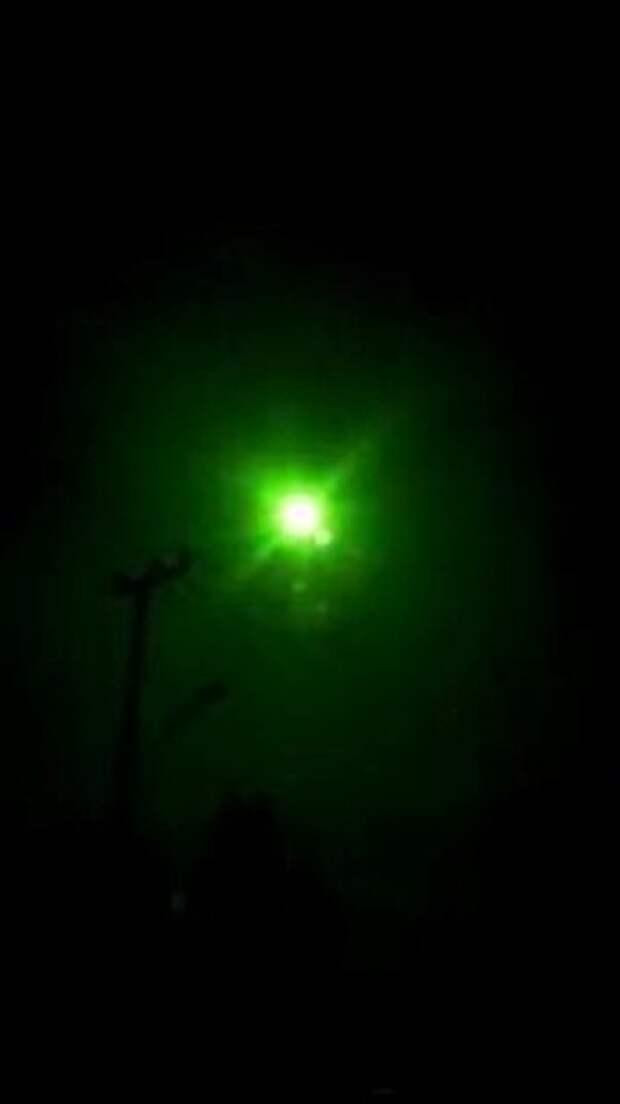 Необычный объект в Солнечной сисстеме. Снимок в инфракрасном диапазоне инфракрасных волн. 15.05.2016 г.