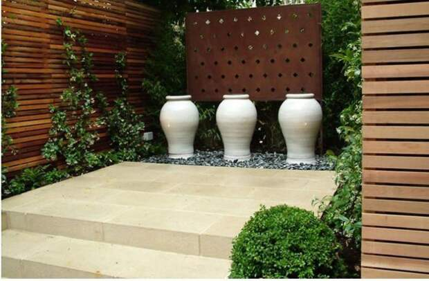 Создаем сад в индийском стиле