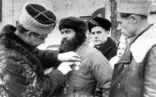 Победа и Церковь: священник Федор Пузанов