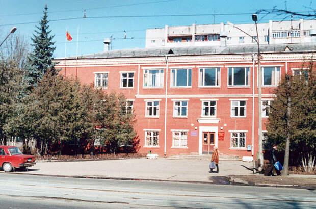 Заволжский район города Твери - фото 2002-2003
