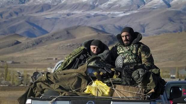 Москва провела в Карабахе блестящую спецоперацию