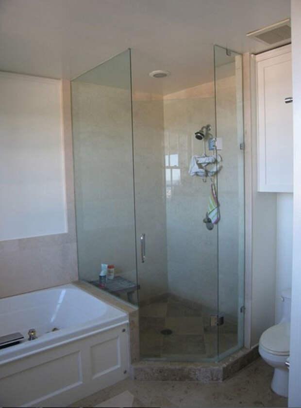 Потрясающие превращения 7 ванных комнат: фото до и после