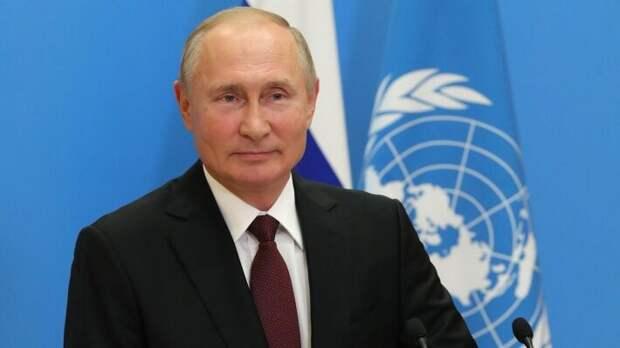 Путин напомнил, что США и Европа осуществили госпереворот на Украине в 2014 году