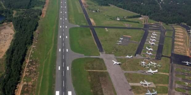 «Газпром» построит аэропорт