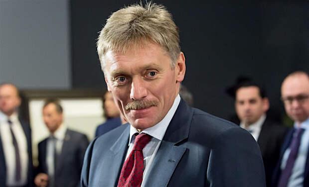 Дмитрий Песков вернулся к работе после выписки из больницы