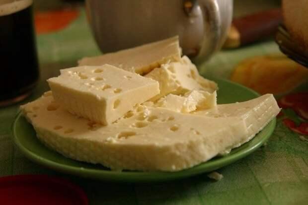 Домашний сыр будет готов через 3 часа