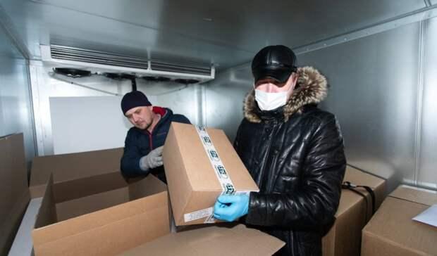 Впункты вакцинации Оренбуржья доставлено еще 11 тысяч доз «Спутник V»