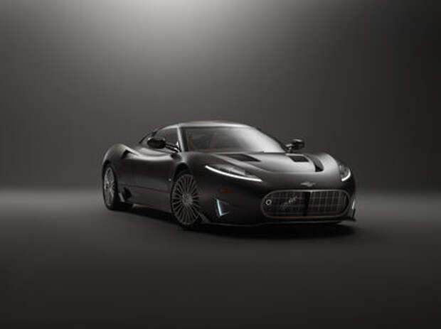 Седан выживания: Spyker расширит производственные горизонты