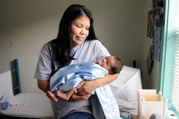 Материнство в тюрьме