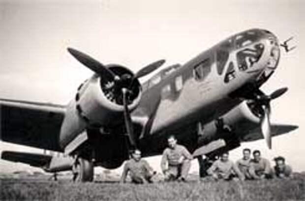Французский бомбардировщик