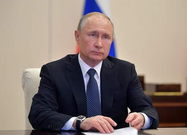 Путин назвал улучшение качества жизни людей главной целью развития России