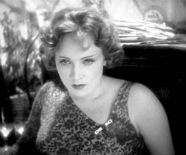 Марлен Дитрих - женщина с бесконечным очарованием лица