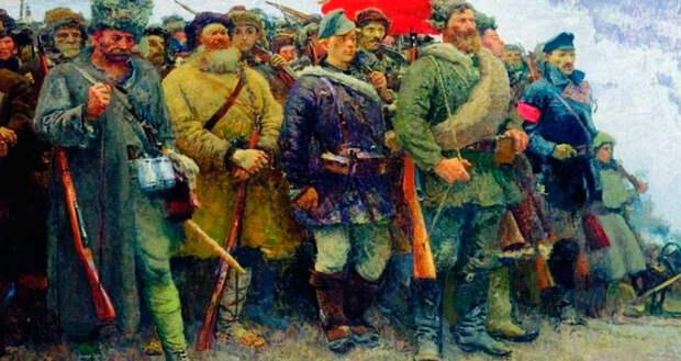 Почему победу в гражданской войне одержали большевики, а не ...