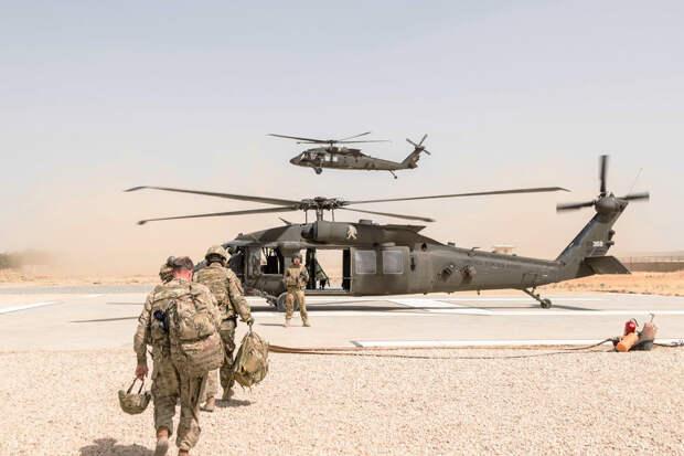 WP: США выведут все свои войска изАфганистана до11сентября