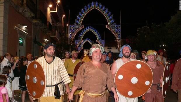 Фестиваль в Италии