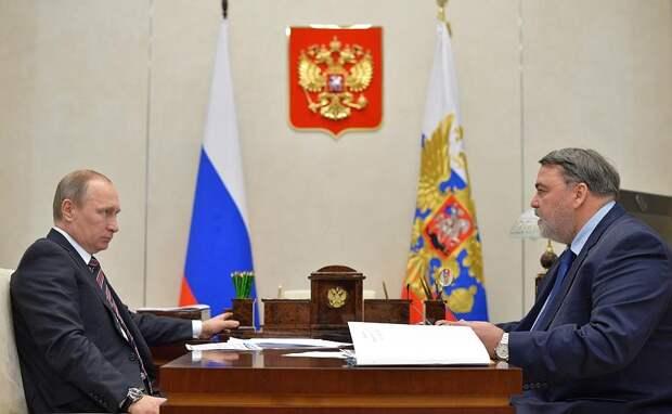 Путин: Монополисты должны поскромнее себя вести и жить по средствам